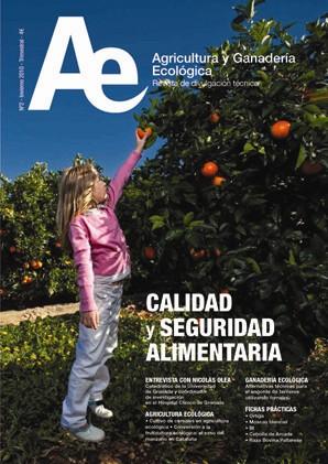 Cover of Cultivo de cereales en agricultura ecológica