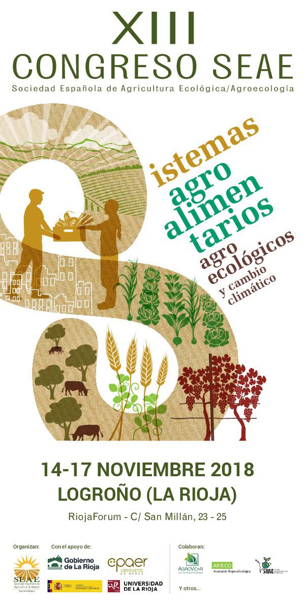 Xiii Congreso De Agricultura Ecológica Sistemas