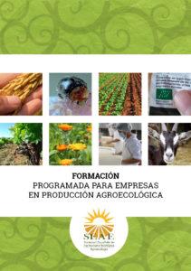 Formación programada para empresas en producción ecológica