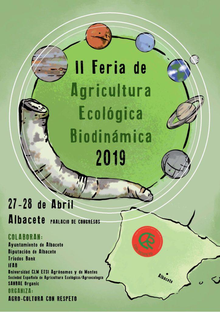 II Feria de Agricultura Ecológica Biodinámica 2019 @ Palacio de Congresos de Albacete. 02007, Albacete