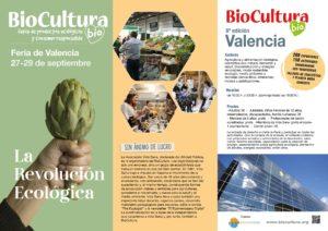 Feria Biocultura Valencia 2019 @ Feria de Valencia. Pabellón 8. Avinguda de les Fires, s/n, 46035 Valencia