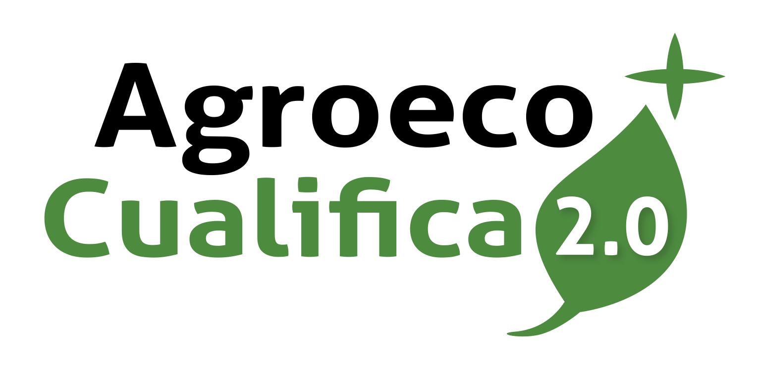 Logo AGROECOCUALIFICA 2