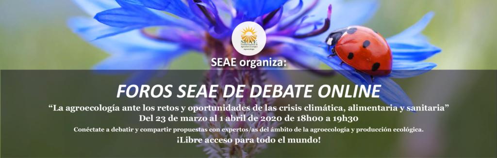 """Debate online SEAE: """"Propiedades nutritivas de la carne ecológica 100% pasto"""""""