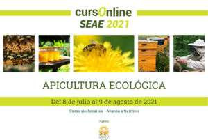 Curso online: Apicultura ecológica @ Plataforma SEAE de Formación online
