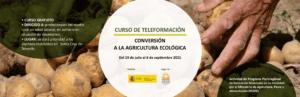 Curso: Conversión a la Agricultura Ecológica @ Plataforma SEAE de Formación online