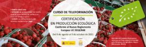 Curso: Certificación en producción ecológica @ Plataforma SEAE de Formación online