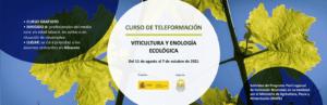 """Curso de Teleformación: """"Viticultura y enología ecológica"""" @ Plataforma SEAE de Formación online"""