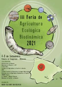 III Feria de Agricultura Ecológica Biodinámica 2021 @ Palacio de Congresos Albacete